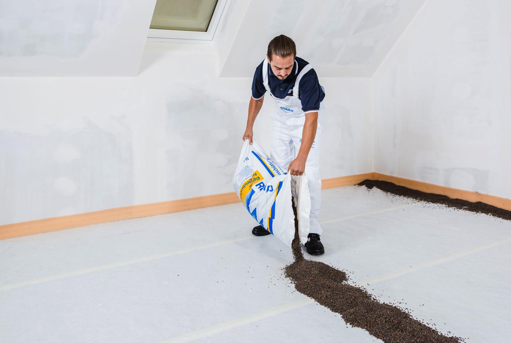 Jak si připravit povrch pro pokládku suché podlahy?