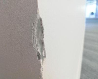 Ohlídejte si praskání a poničení zdí
