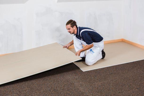 Nejčastější chyby při montáži suchých podlah