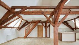 Jak řešit akustiku v podkroví nejen rodinného domu?