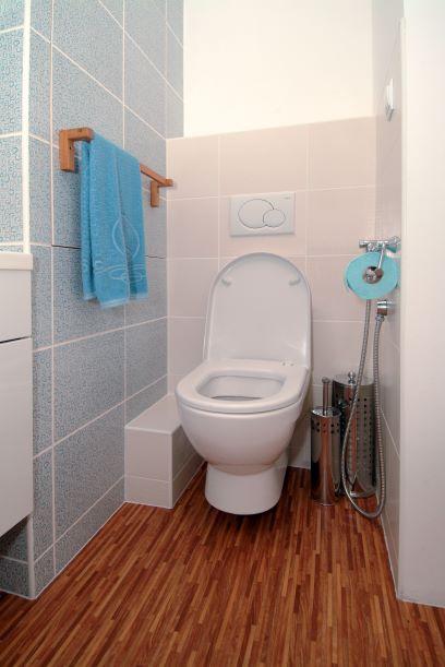 Povrchové úpravy při rekonstrukci koupelny